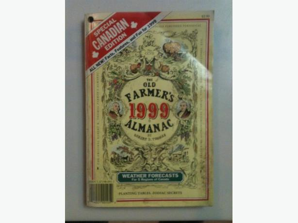 1999 Farmers Almanac
