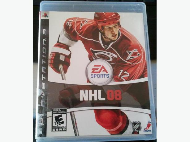NHL 08 (PS3 Games)
