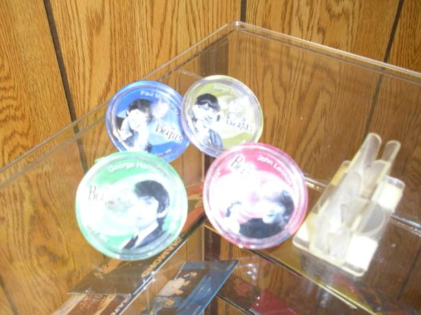 The Beatles Spinning Tops-Reduced