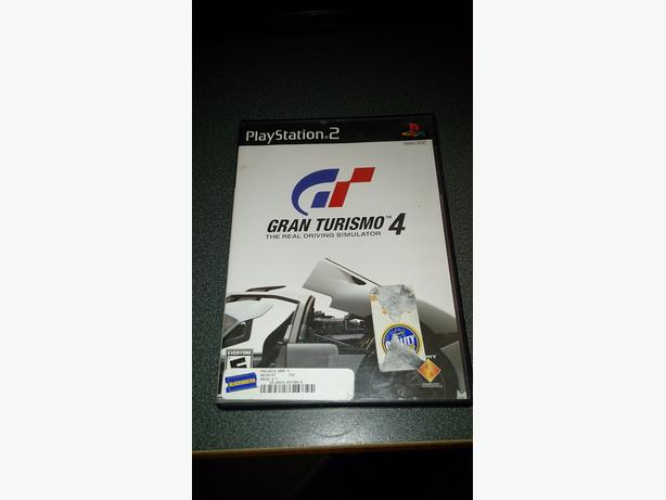 Grand Turismo 4 (PS2)