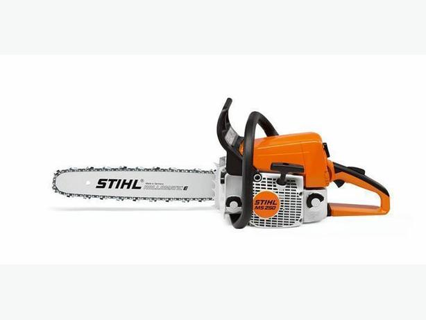 STIHL MS250 SAW AT DSR, YOUR STIHL DEALER ON PEI