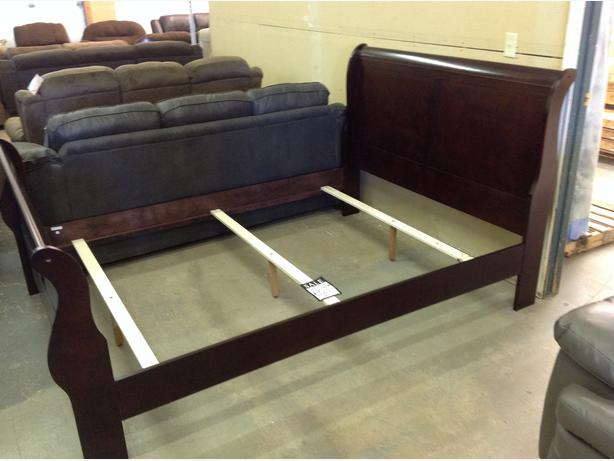 Sleigh beds..king, queen, double, single...brand new.