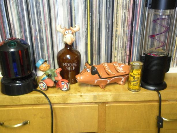 Various Collectible Toys