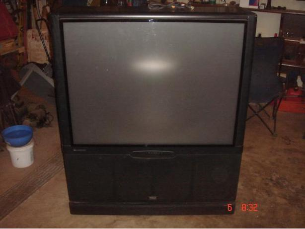 """42"""" RCA Rear Projection TV"""
