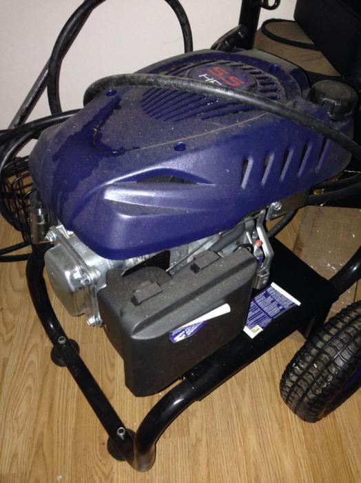 simoniz 2600 gas pressure washer manual