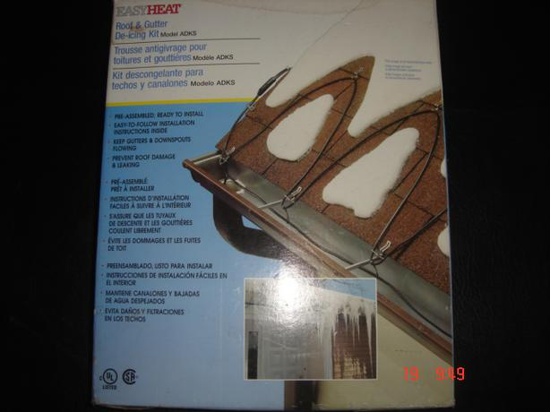 """"""" NEW """"   240' De-Icing Cable"""
