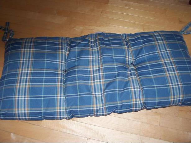 Deacon's Bench Cushion