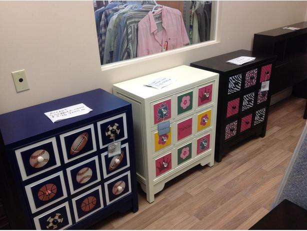 Brand new 3 drawer chests with nice designs..taxes in.