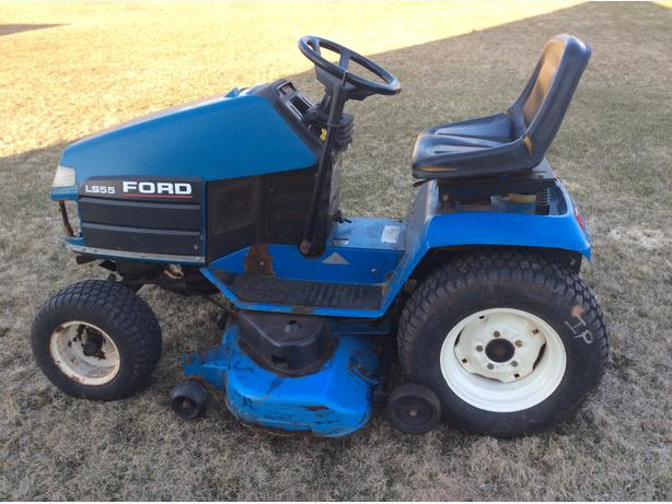 Ford new holland lawn tractor prince county pei ford new holland lawn tractor sciox Choice Image