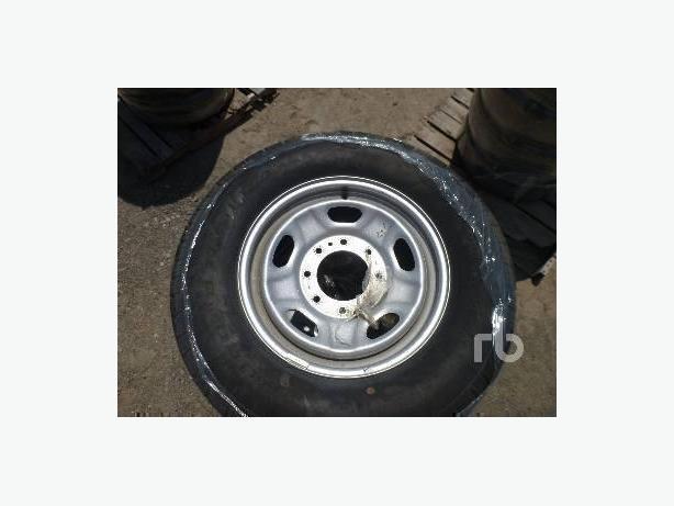 "REDUCED "" NEW ""  B.F. Goodrich Rugged Trail T/A - LT 245-75-17 Tires & Rims"