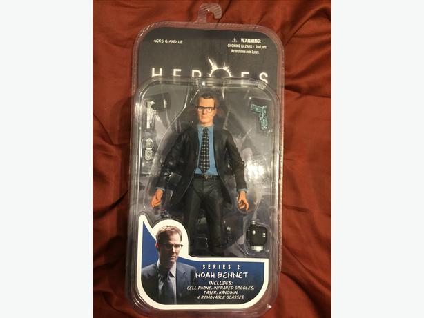 Noah Bennett (Heroes) Figurine