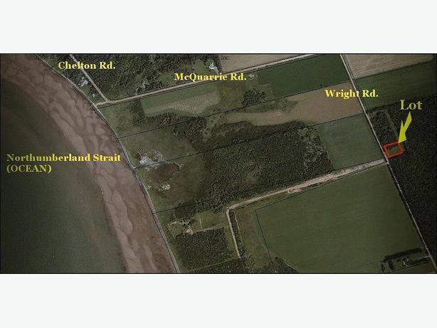 Oceanview Lot,  North Carleton, PEI