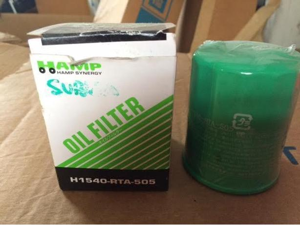 mini truck oil and air filters