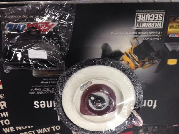NEW SKI-DOO COMPLETE RECOIL ASSEMBLY