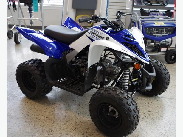 2017 Yamaha Raptor 90 - NEW - Financing Available