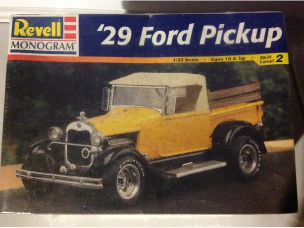 1924 Ford truck