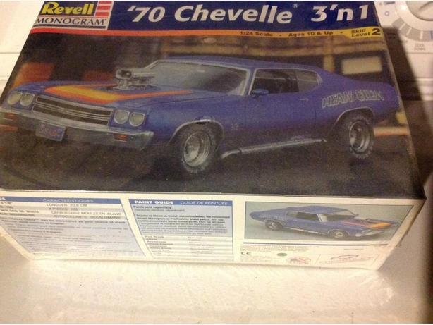 70 Chevelle