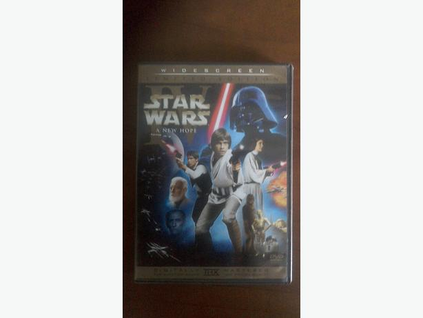 RARE Star Wars : Limited Edition Original Theatrical DVD for sale