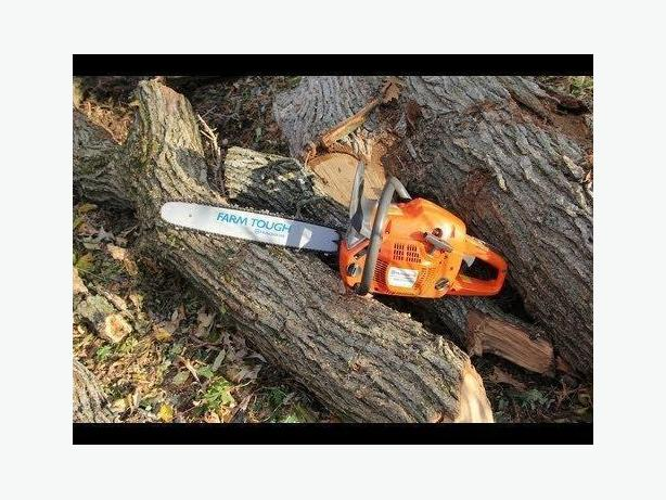 IN STORE Sales Event BRAND NEW HUSQVARNA 455 RANCHER CHAINSAW