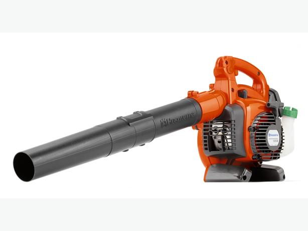 NEW HUSQVARNA 125B Handheld Blower WITH Gutter Cleaning Kit!