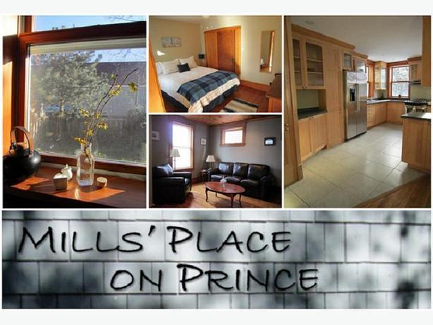 Furnished vacation & winter rental downtown charlottetown
