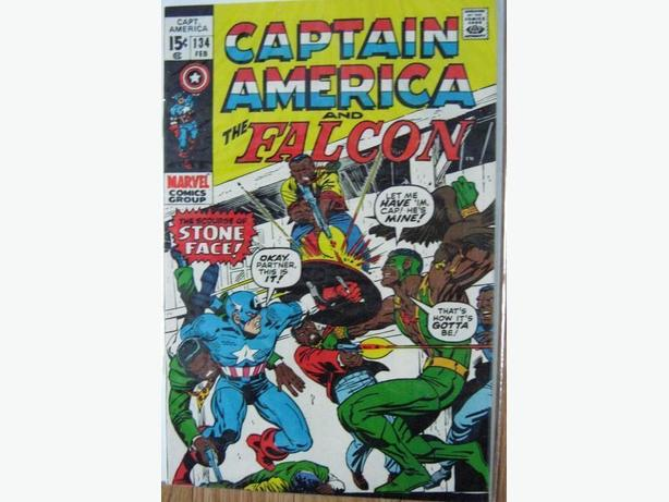 Marvel - Captain America #134
