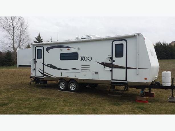 REDUCED 2013 Rockwood Roo 25RS