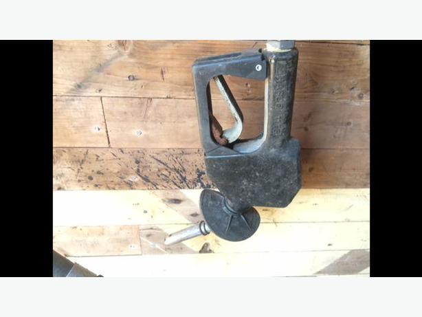 gilbarco gas nozzle