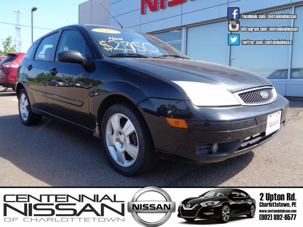 2007 Ford Focus SES