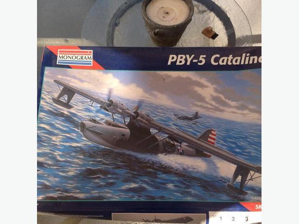 20 year old Hugh PBY-5