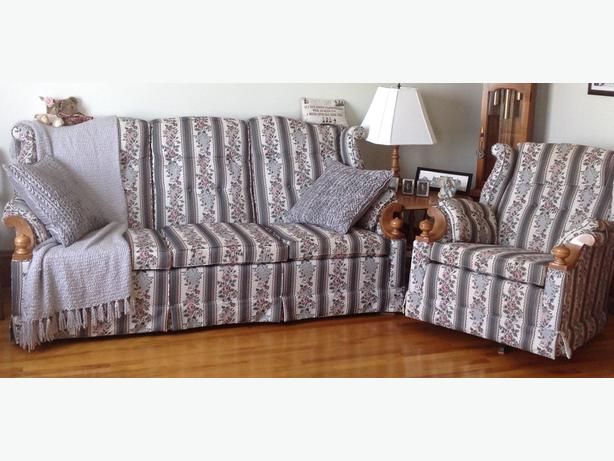 Roxton Living room  couch and chair