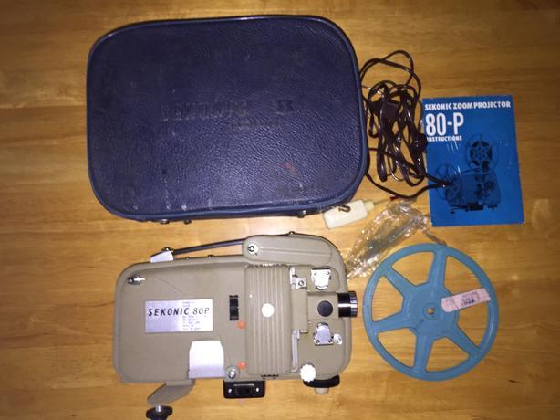 Sekinic 8mm projector