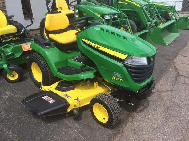 2016 John Deere X570 Lawnmower