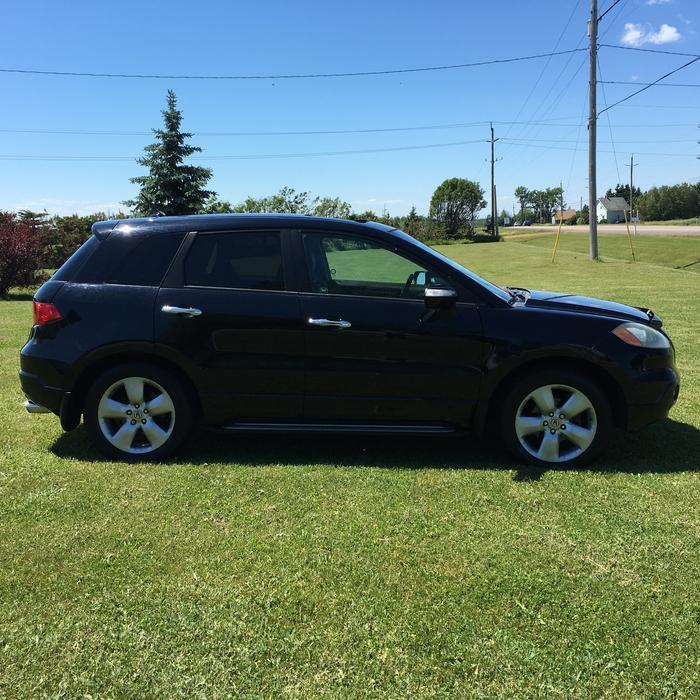 Used Turbo Suv: 2008 Acura RDX SUV Tech Pkg SH-AWD Turbo PRINCE COUNTY, PEI