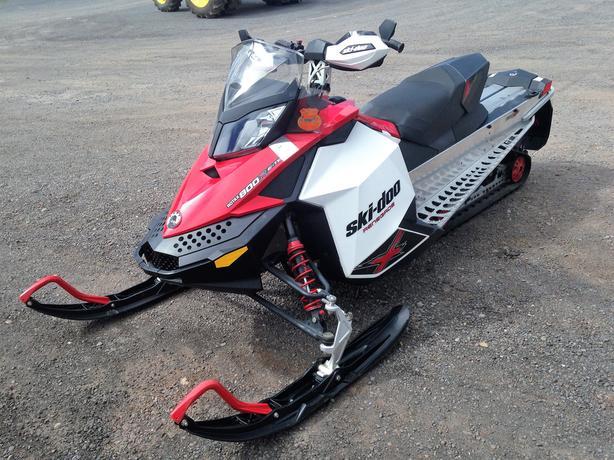 2011 Renegade Adrenaline 800 3-Tec Snowmobile