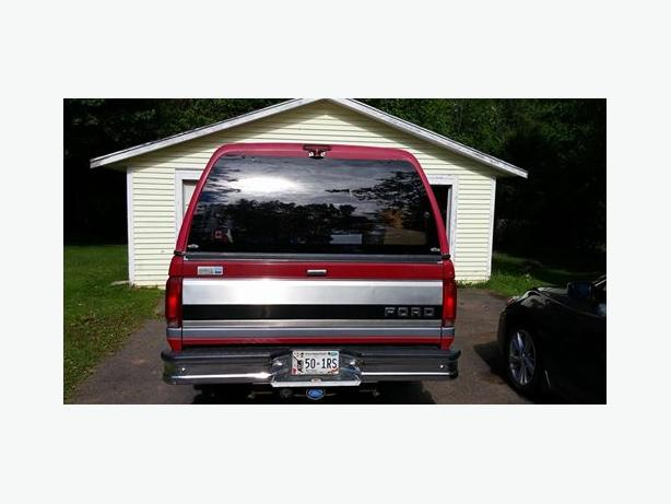 1994 Ford 1/2 ton ext cab