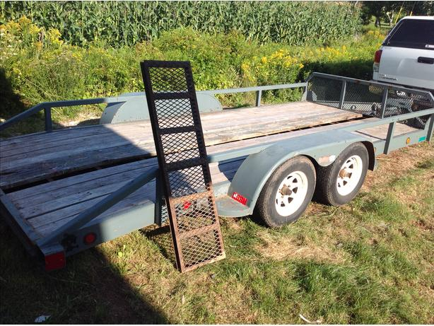 Wanted lost ramp for my trailer Charlottetown Mount Herbert