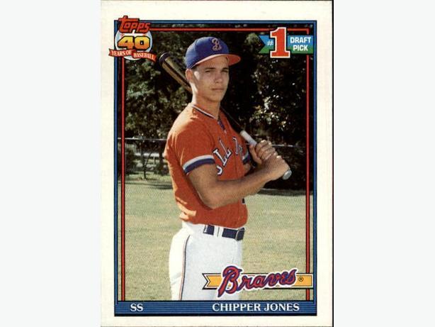 Baseball Rookie Cards
