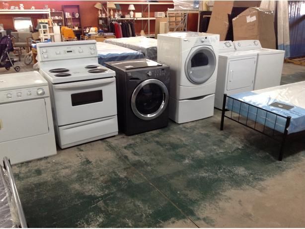 All kinds Of USED  appliances in great condition.