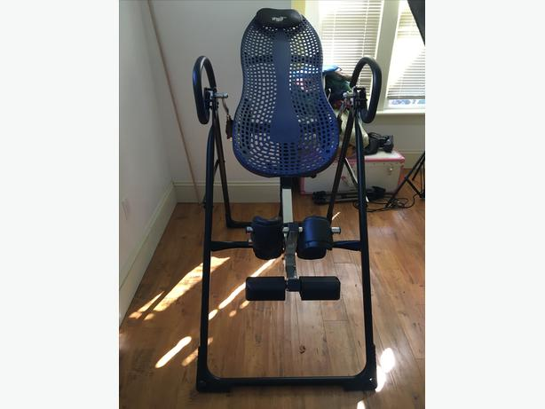 best fitness inversion table manual