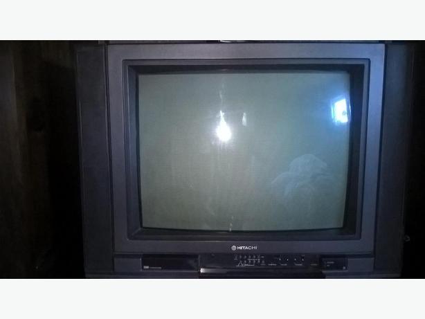 Hitachi TV for sale.