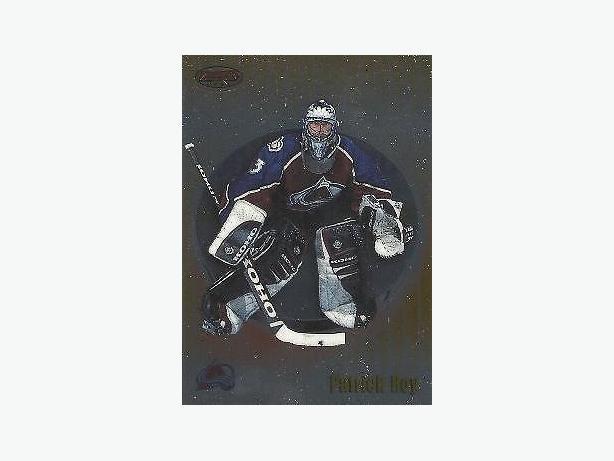 98-99 Bowman's Best Hockey Cards