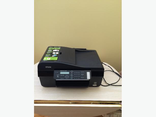 epson photocopier/fax