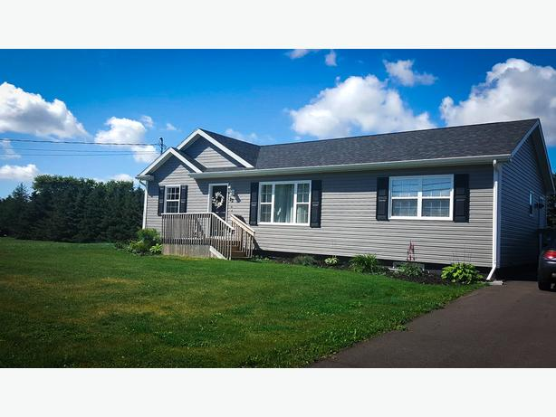 2 yr old home in Kinkora - REDUCED