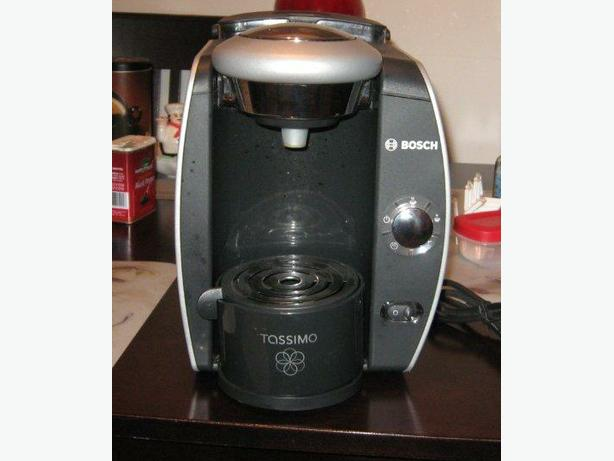 USED TASSIMO COFFEE MAKER