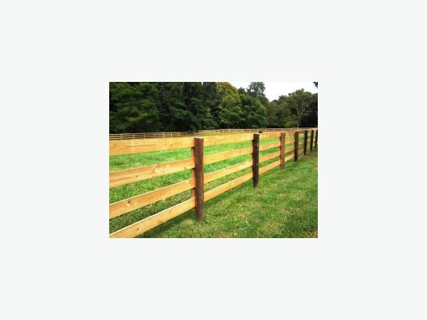 Fencing, Barns & Shelters- Horses, Sheep, Cattle, etc.