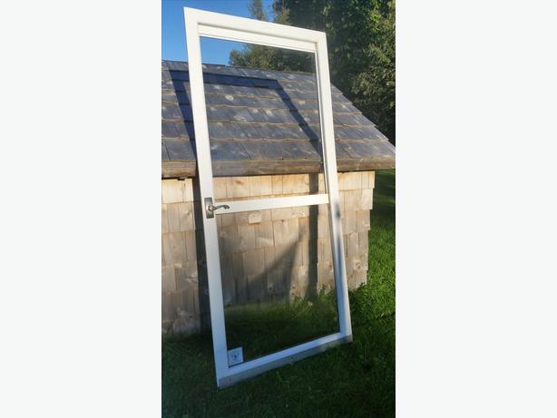 """36""""x80"""" storm door for sale"""