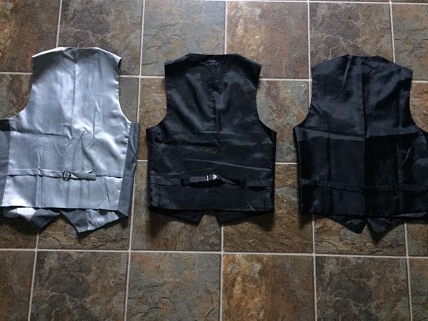 High Quality Men's Button-Up Vests