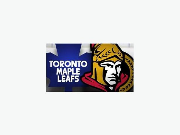 Toronto Vs Ottawa Ticket in Halifax