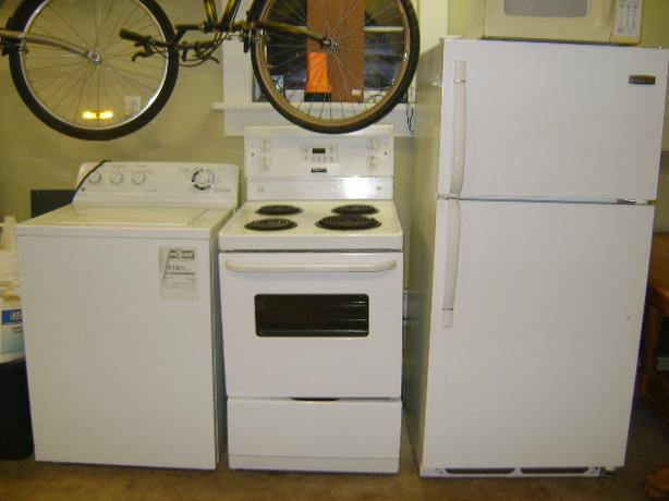 WASHER /STOVE /FRIDGE